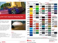 Color Change Wraps - Creative Color Inc
