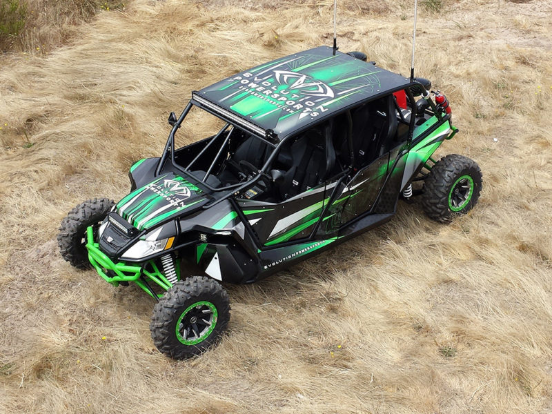 Custom Vehicle Wrap_ATV