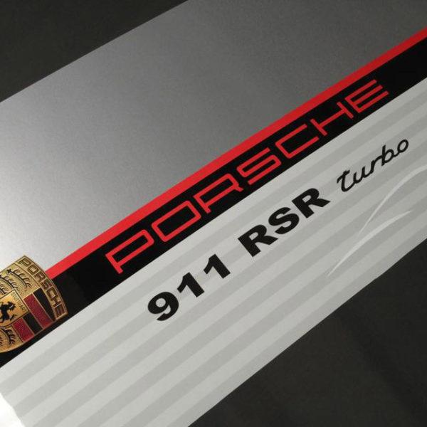 Customer Vehicle Wrap_Porsche 911 RSR