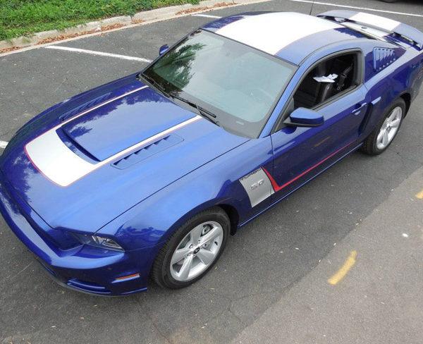 Custom Vehicle Wrap_Race Package