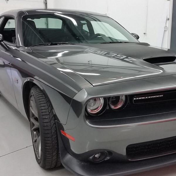 Dodge Challenger - Custom Stripe Kit