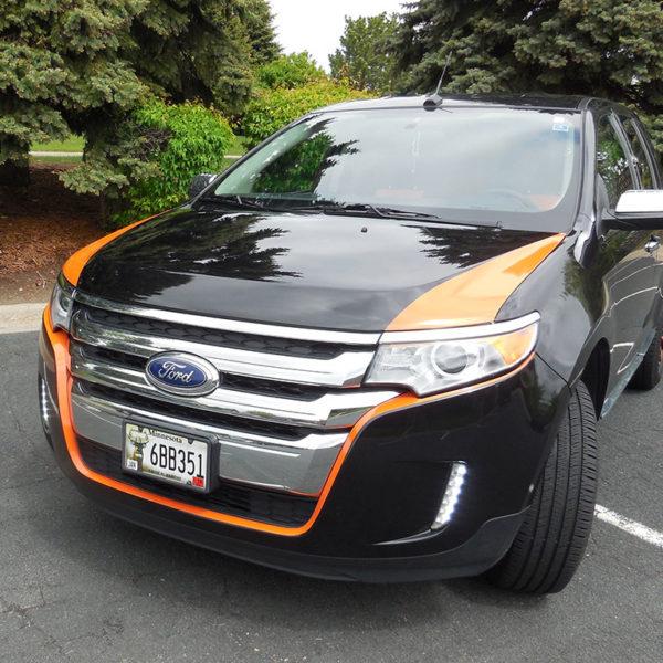 Ford Edge - Custom Wrap