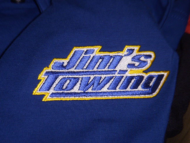 Commercial Embroidered Apparel