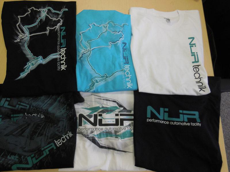 Custom Apparel - NUR Tech