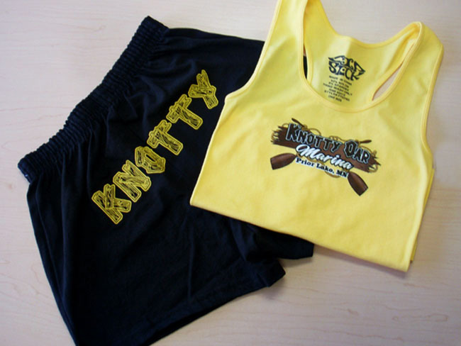 Commercial Screen Printed Apparel