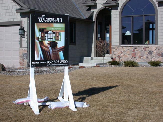 ADA and Wayfinding Pylon Sign