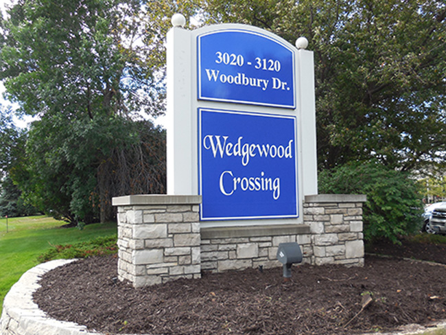 Exterior Signs_Wedgewood Monument