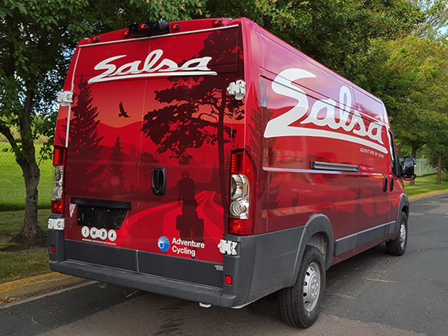 Vehicle Graphics_Salsa
