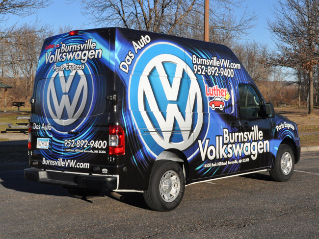 Vehicle Graphics_Volkswagen