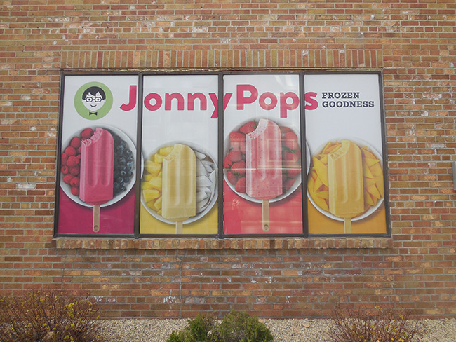 Window Graphics - Jonny Pops