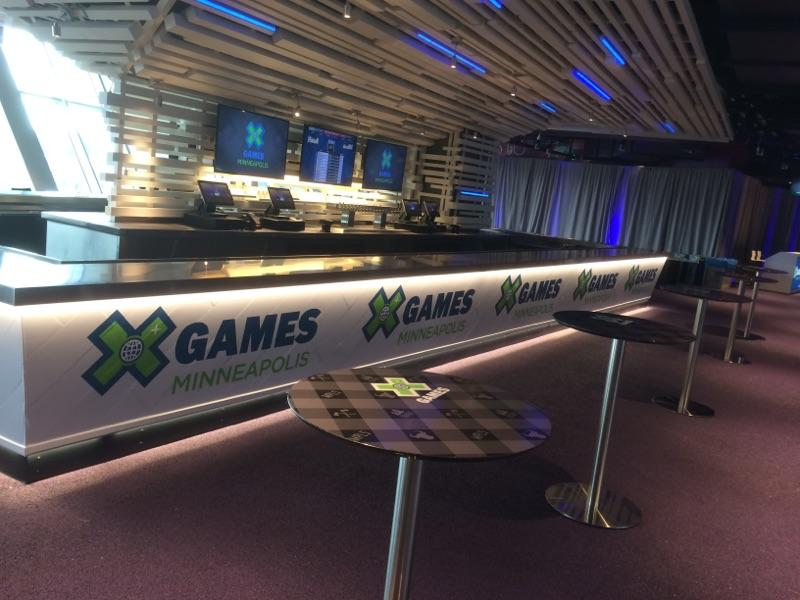 Branded Environment - X Games