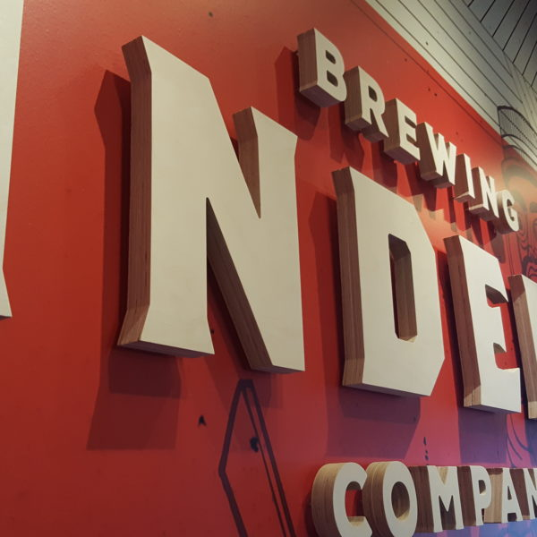 Interior Signs_Indeed Brewing