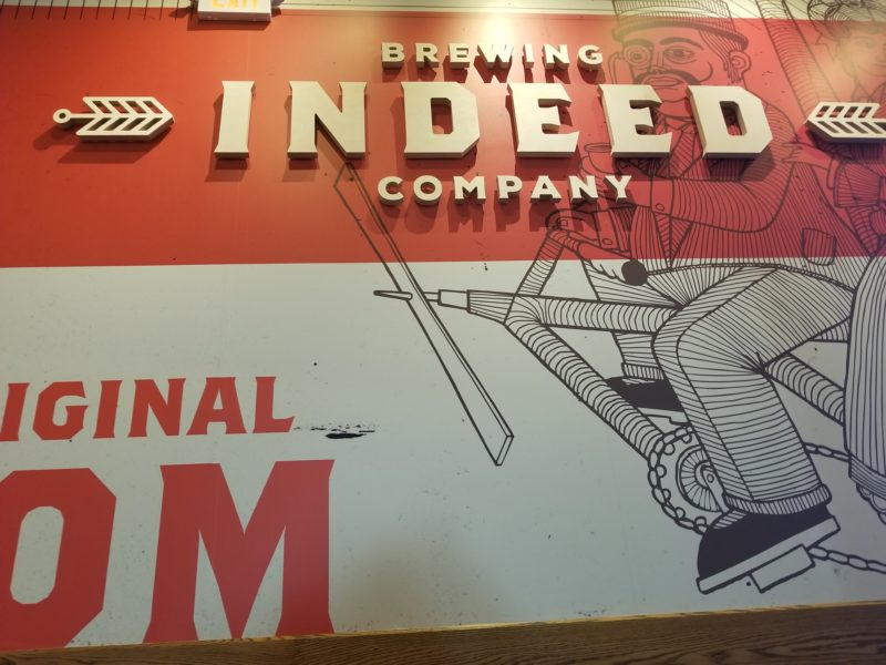 Branded Wall Vinyl Mural and Sign Graphics