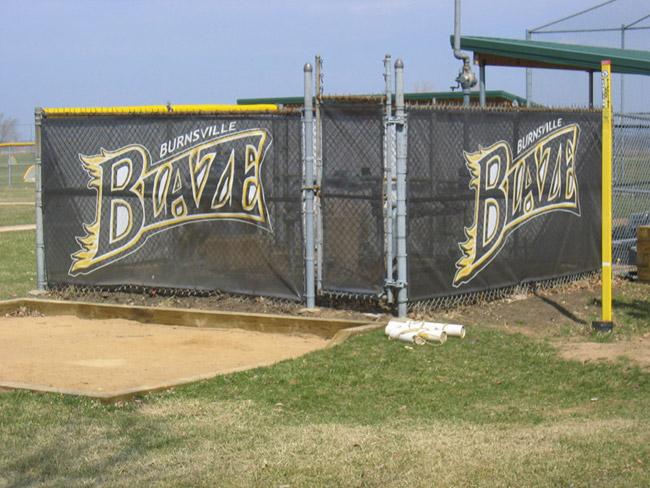 Banners_Burnsville Blaze