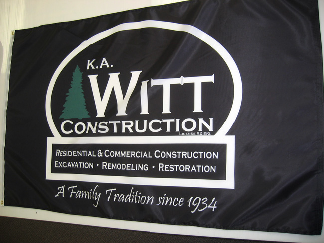 Banners_Witt Construction
