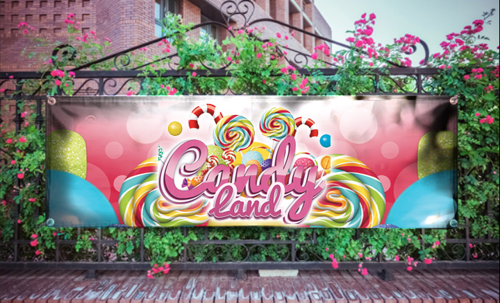 Banners_Candyland