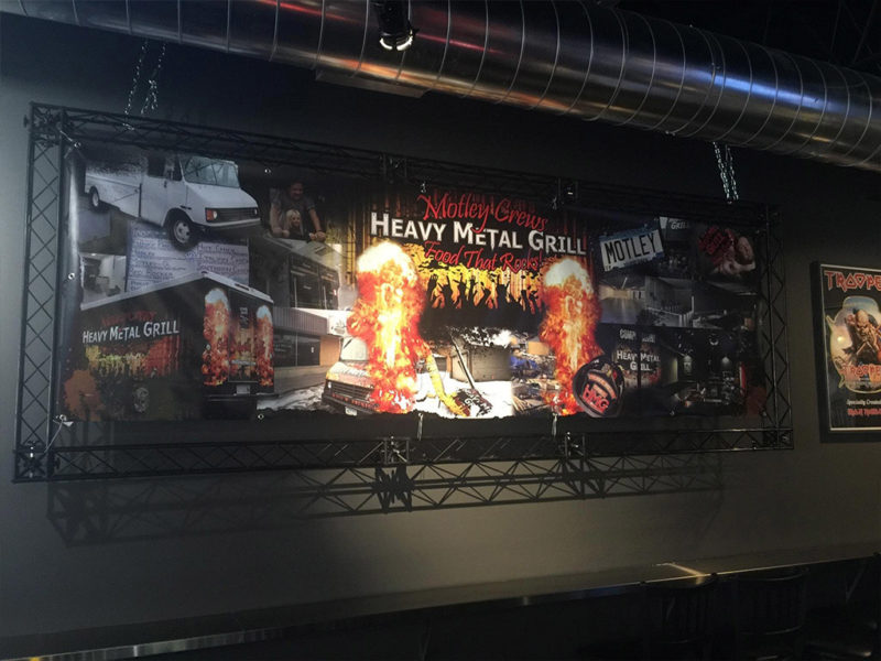 Banners_Heavy Metal Grill
