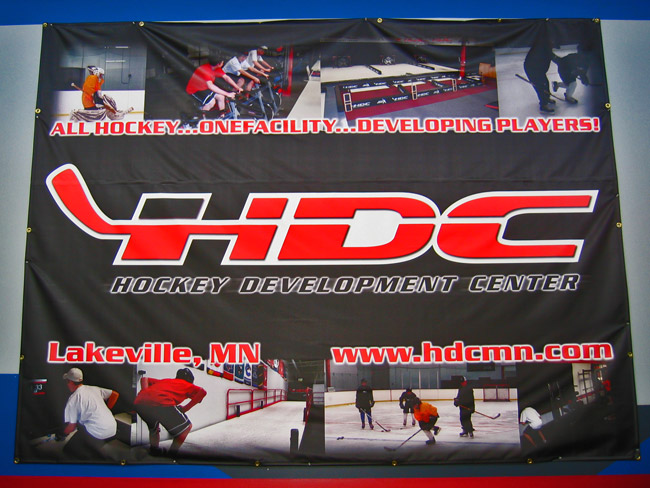 Banners_HDC Hockey