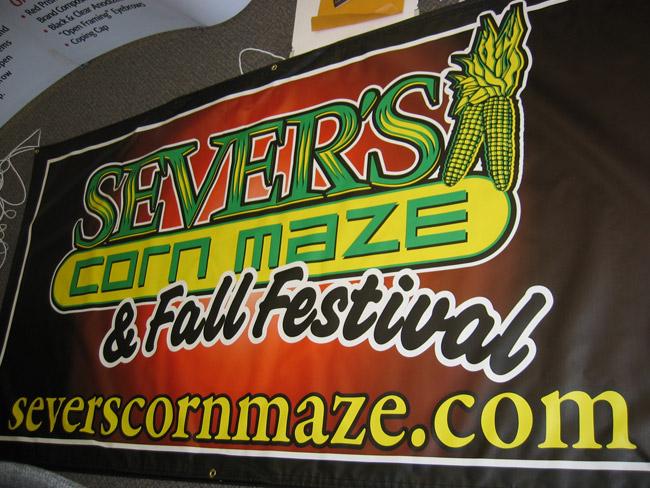 Banners_Server's Corn Maze