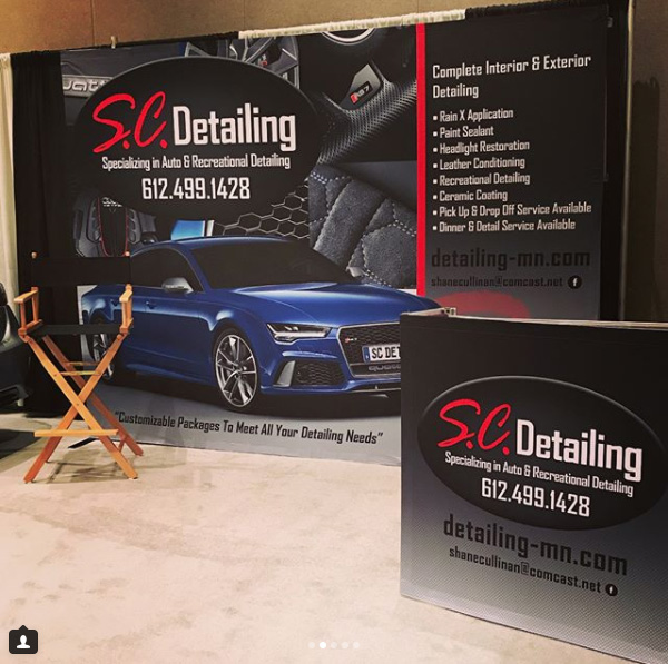 Wall Systems - S.C. Detailing