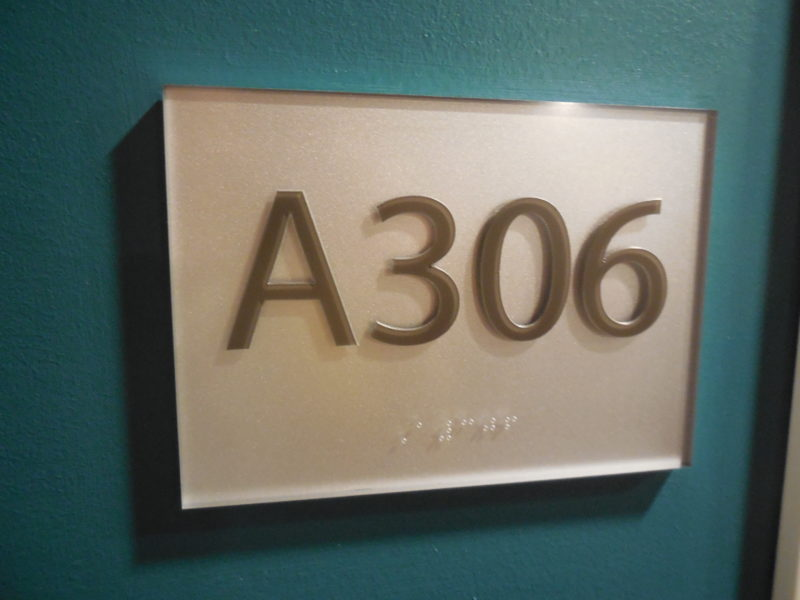 ADA Suite Acrylic Signs