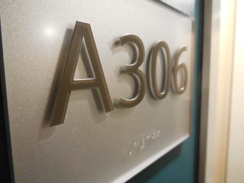 ADA Suite Signs