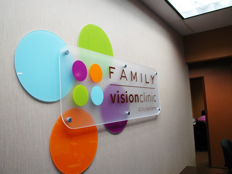 Interior Signs_Family Vision