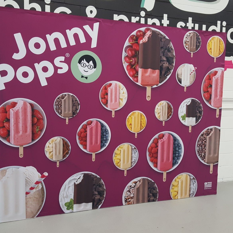 Wall System - Jonny Pops