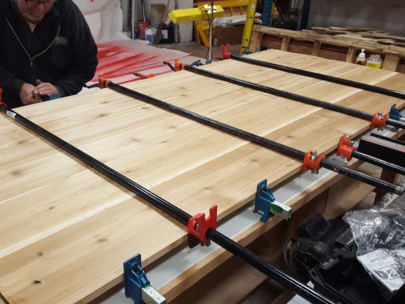 Wood Fabrication