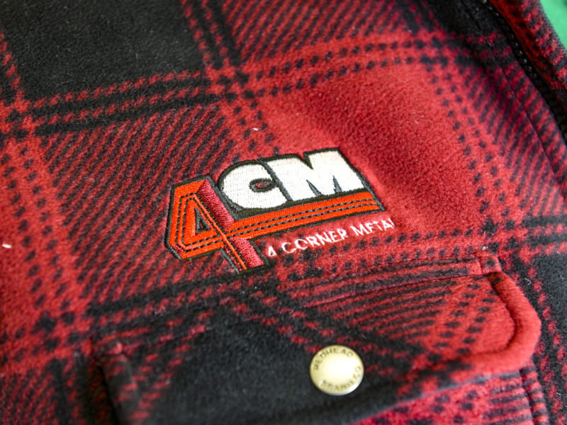 Custom Apparel - 4 Corners