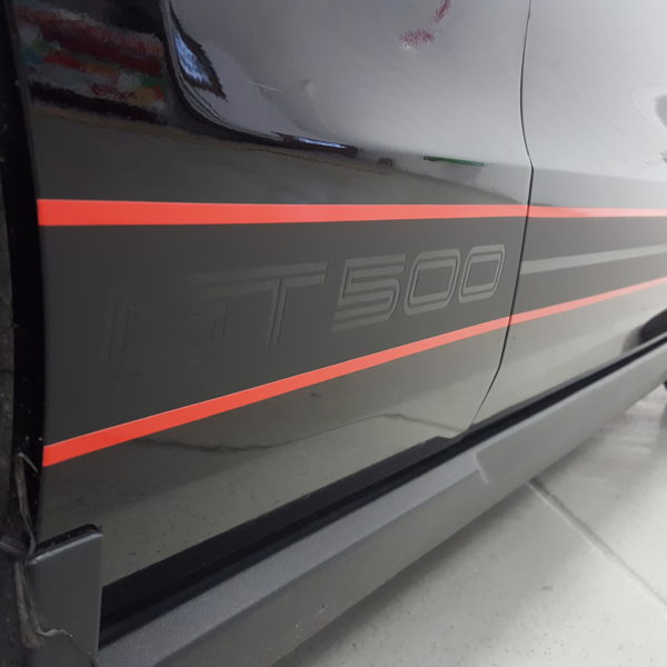 Customer Vehicle Wrap_Lower Stripe