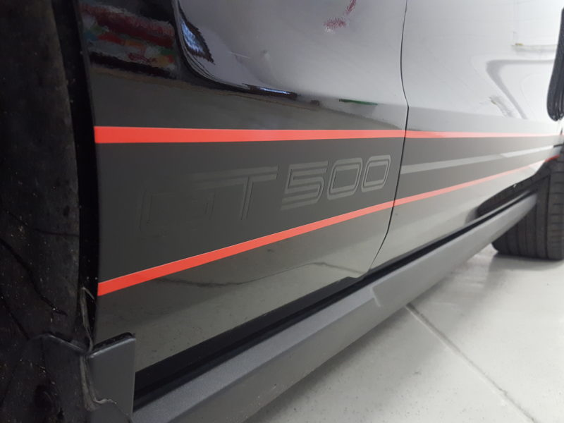 Customer Vehicle Wrap_Lower Stripe