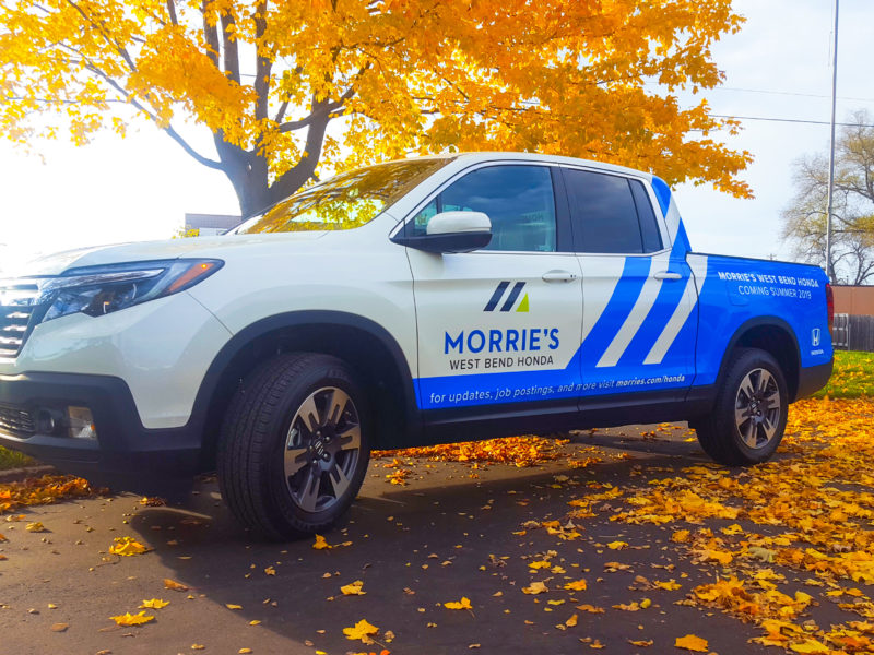 Vehicle Graphics_Morries