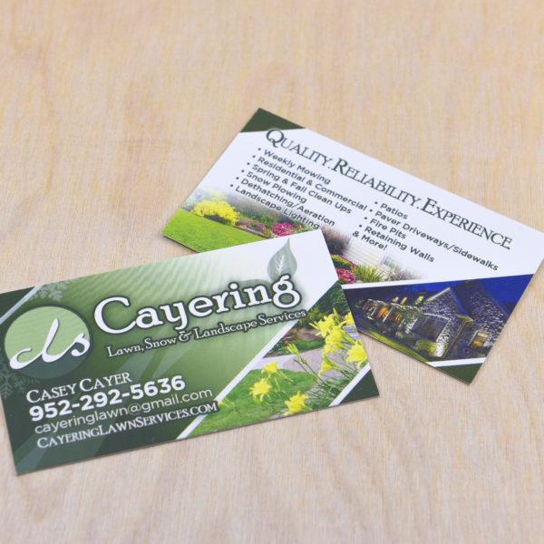 Print Design_Cayering