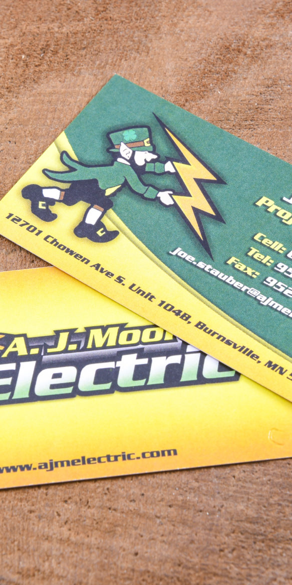 Print Design_A.J Electric