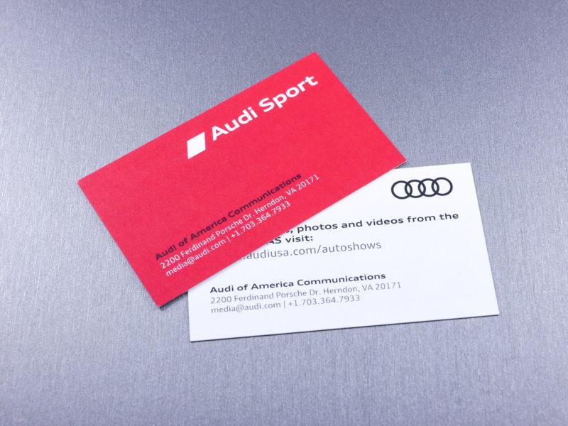 Print Design_Audi USA