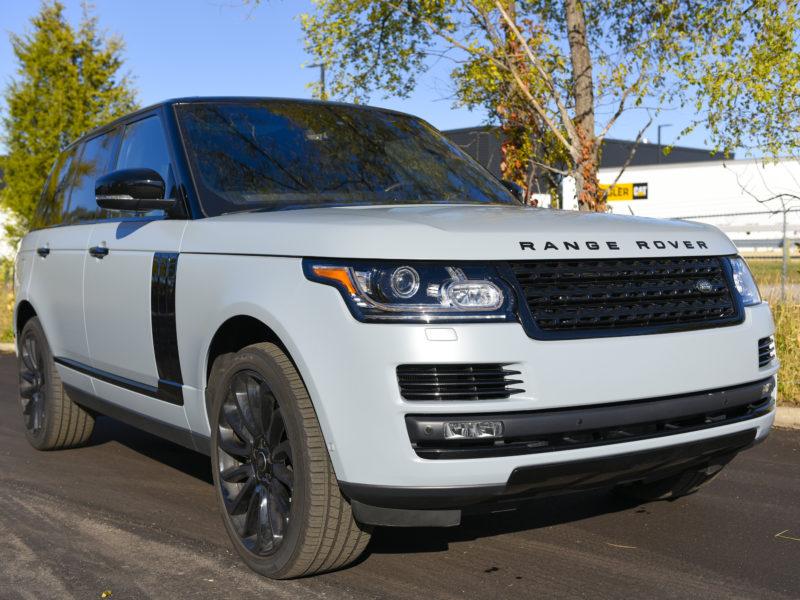 Customer Vehicle Wrap_Rover Chrome Delete