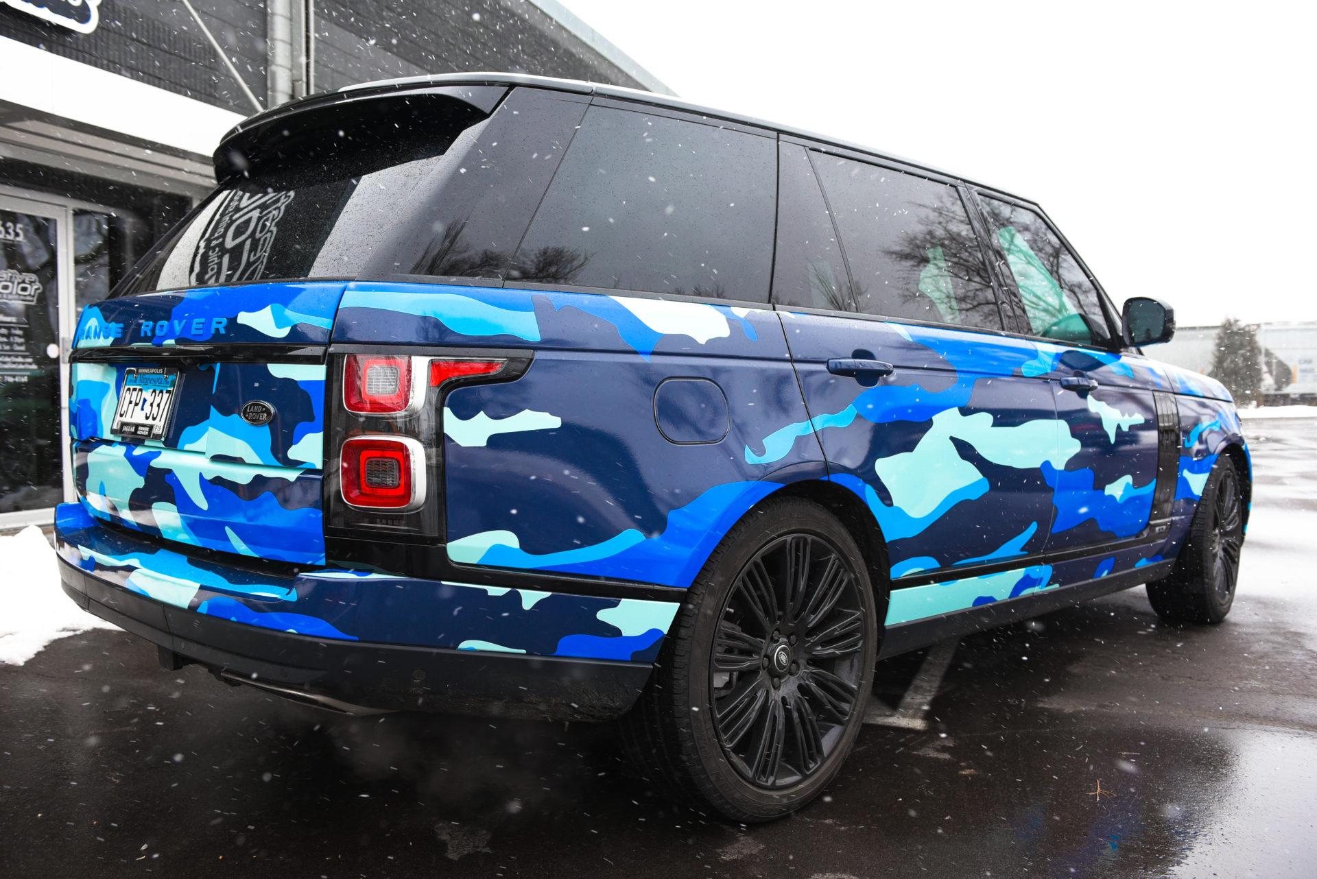 Custom Vehicle Wraps Creative Color Inc