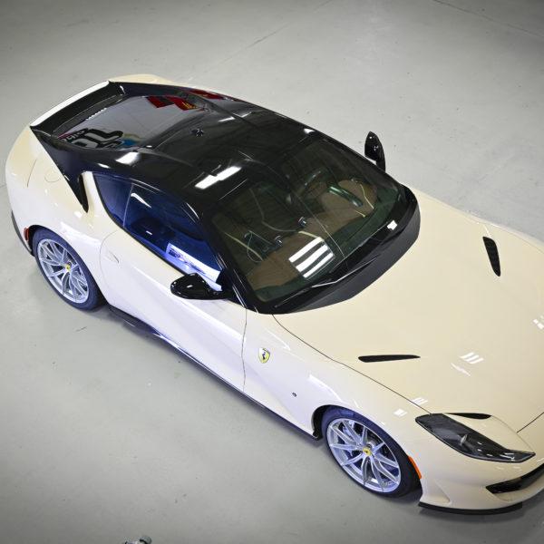 Custom Vehicle Wrap_Roof Wrap