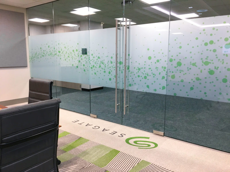 Window Graphics -Seagate Corp
