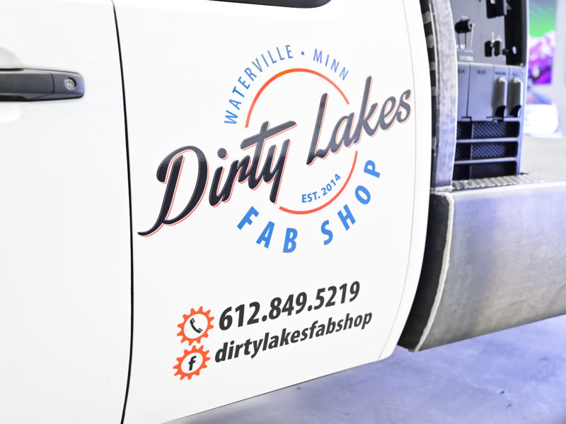 Vehicle Graphics_Dirty Lakes