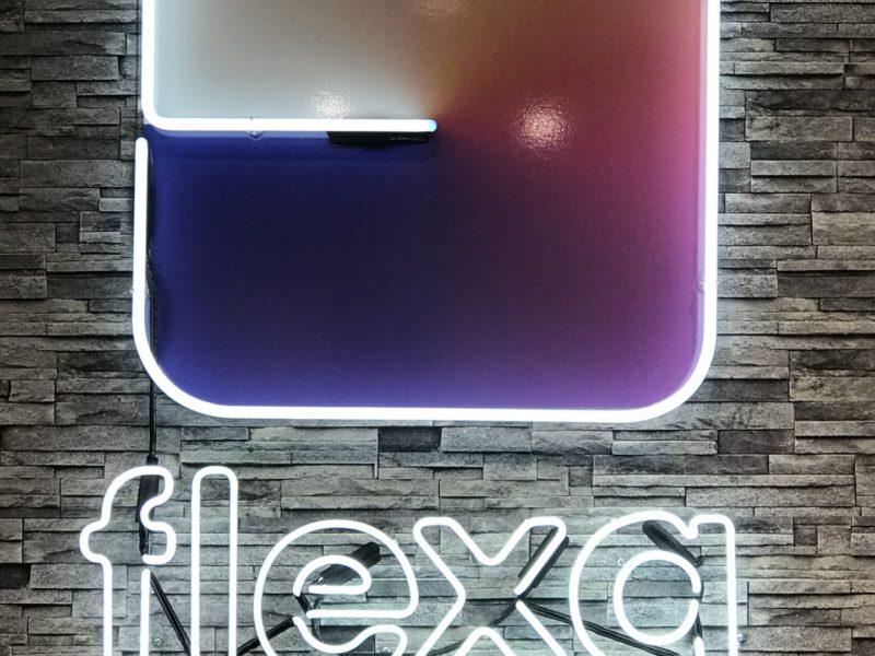 Custom Neon Sign - Flexa